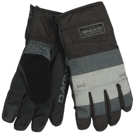 DaKine Omega Gloves - Waterproof (For Men) in Carbon