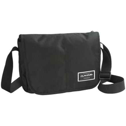 DaKine Outlet 8L Messenger Bag in Black - Closeouts