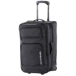 DaKine Over Under Rolling Suitcase - 49L in Black