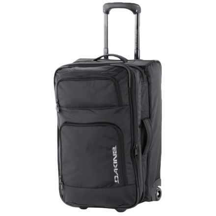DaKine Over Under Rolling Suitcase - 49L in Black - Closeouts