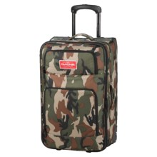DaKine Over Under Rolling Suitcase - 49L in Camo - Closeouts