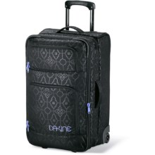 DaKine Over Under Rolling Suitcase - 49L in Capri - Closeouts