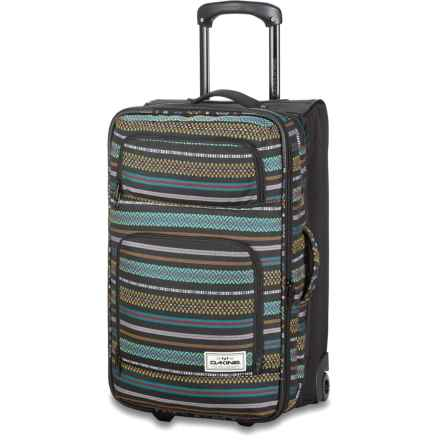 DaKine Over Under Rolling Suitcase - 49L in Dakota - Closeouts