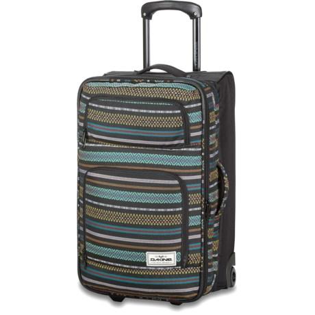 DaKine Over Under Rolling Suitcase - 49L in Dakota