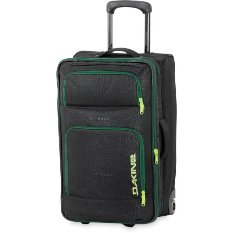DaKine Over Under Rolling Suitcase - 49L in Hood