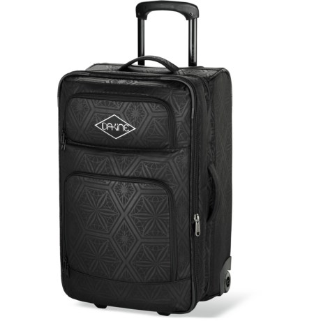 DaKine Over Under Rolling Suitcase - 49L in Medallion