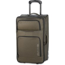 DaKine Over Under Rolling Suitcase - 49L in Pyrite - Closeouts