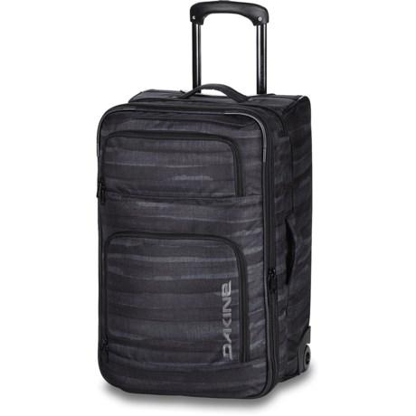 DaKine Over Under Rolling Suitcase - 49L in Strata