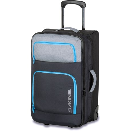 DaKine Over Under Rolling Suitcase - 49L in Tabor