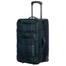 DaKine Over Under Rolling Suitcase - 49L in Townsend - Closeouts