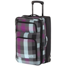 DaKine Over Under Suitcase - Wheeled in Belle - Closeouts