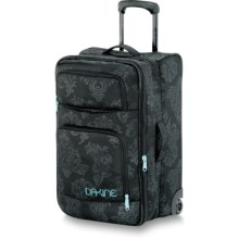 DaKine Over Under Suitcase - Wheeled in Flourish - Closeouts