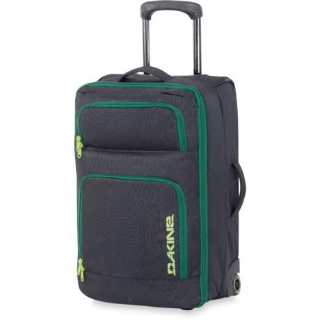 DaKine Overhead Rolling Suitcase in Hood