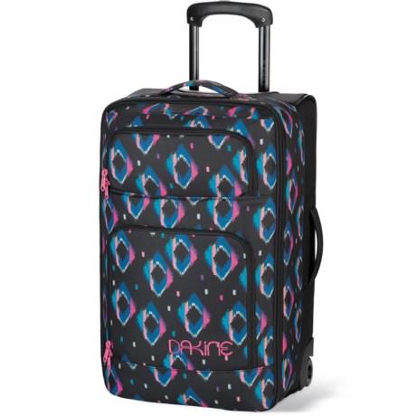 DaKine Overhead Rolling Suitcase in Kamali