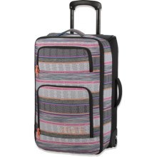 DaKine Overhead Rolling Suitcase in Lux - Closeouts