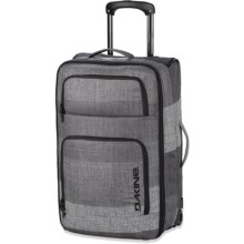 DaKine Overhead Rolling Suitcase in Pewter - Closeouts
