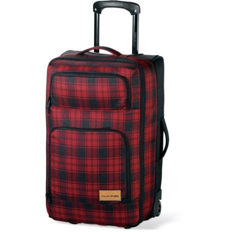DaKine Overhead Rolling Suitcase in Woodsman