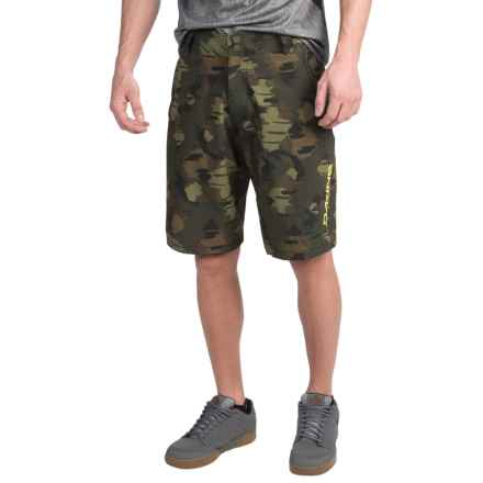 DaKine Pace Bike Shorts - Unlined (For Men) in Camo - Closeouts
