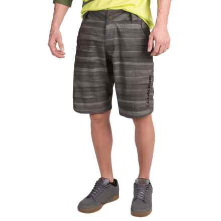 DaKine Pace Bike Shorts - Unlined (For Men) in Strata - Closeouts