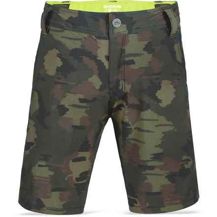DaKine Pace Shorts (For Big Kids) in Camo - Closeouts