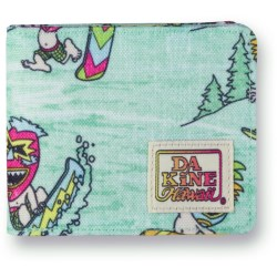 DaKine Payback Tri-Fold Wallet in Pray 4 Snow