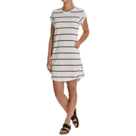 DaKine Penny Dress - Short Sleeve (For Women) in White - Closeouts