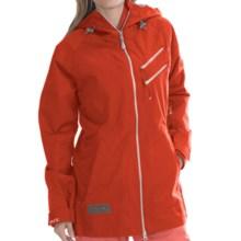 DaKine Piper Jacket - Waterproof (For Women) in Vermillion - Closeouts