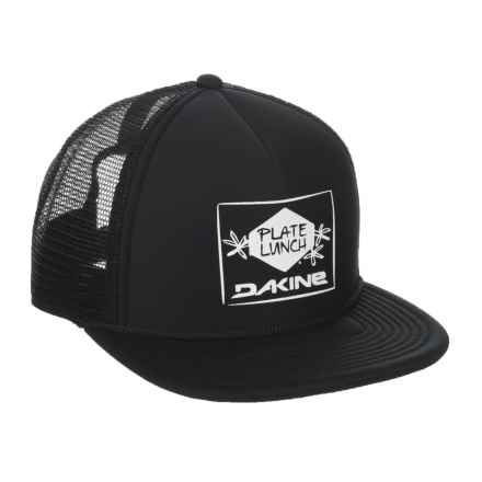 DaKine Plate Lunch Trucker Hat (For Men) in Black - Closeouts