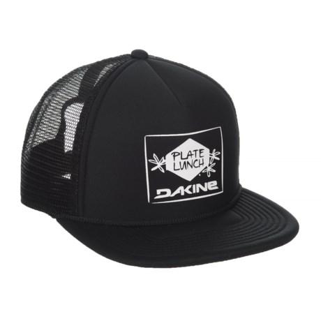 DaKine Plate Lunch Trucker Hat (For Men) in Black