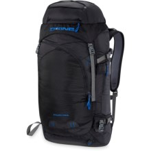 DaKine Poacher Backpack - 45L in Black - Closeouts