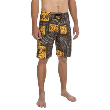 DaKine Poi Pounder Boardshorts (For Men) in Gold - Closeouts
