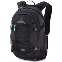 DaKine Pro II Snowsport Backpack - 26L (For Women) in Black - Closeouts