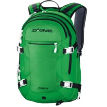 DaKine Pro II Snowsport Backpack - 26L in Green - Closeouts