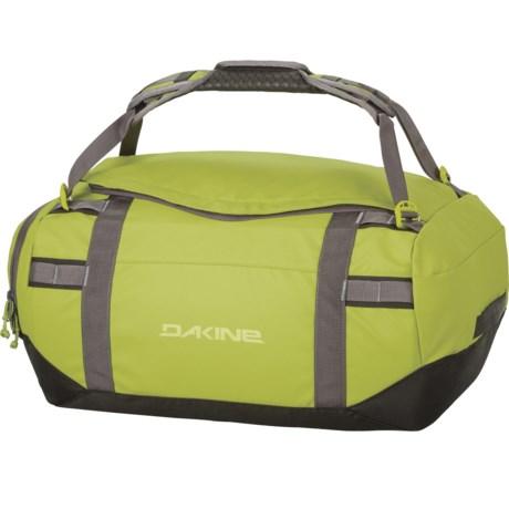 DaKine Ranger 60L Duffel Bag in Dark Citron