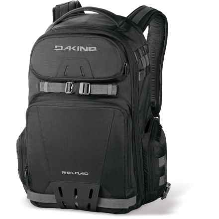 DaKine Reload Photo Backpack - 30L in Black - Closeouts