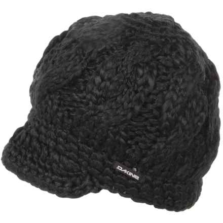 DaKine Remix Beanie - Fully Lined (For Women) in Black - Closeouts