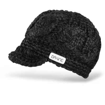DaKine Remix Beanie Hat - Fully Lined (For Women) in Blackmix - Closeouts