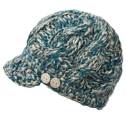 DaKine Remix Beanie Hat - Fully Lined (For Women) in Star Gazer - Closeouts