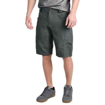 DaKine Ridge Bike Shorts - Unlined (For Men) in Black Pirate - Closeouts
