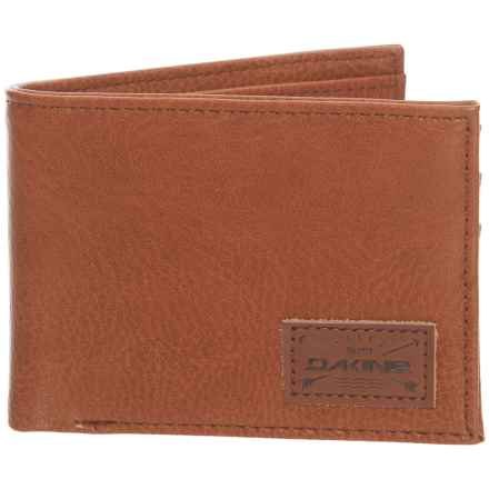 DaKine Riggs Bifold Wallet in Brown - Closeouts