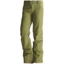 DaKine Riley Gore-Tex® Snow Pants - Waterproof, Insulated (For Women) in Moss - Closeouts