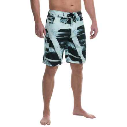 DaKine Riot Boardshorts (For Men) in Mint Paint - Closeouts