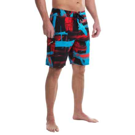 DaKine Riot Boardshorts (For Men) in Red Paint - Closeouts