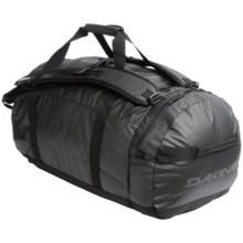 DaKine Roam 90L Duffel Bag in Black - Closeouts