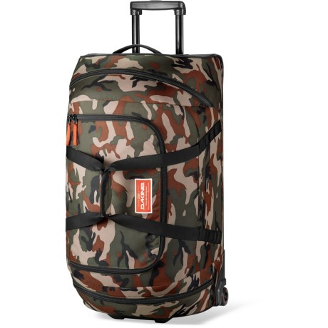DaKine Rolling Duffel Bag - Large in Camo