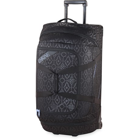 DaKine Rolling Duffel Bag - Large in Capri