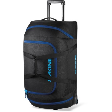 DaKine Rolling Duffel Bag - Large in Glacier