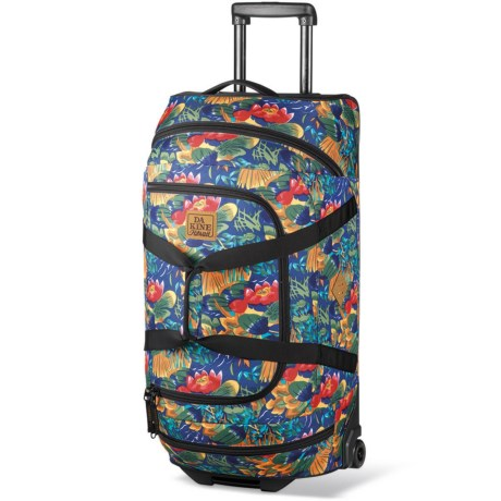 DaKine Rolling Duffel Bag - Large in Higgins
