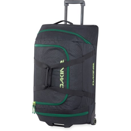 DaKine Rolling Duffel Bag - Large in Hood
