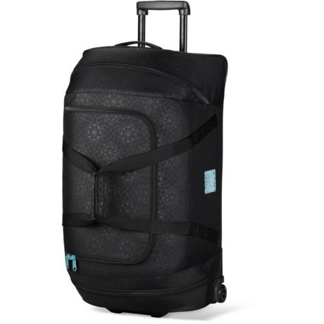 DaKine Rolling Duffel Bag - Large in Lattceflrl